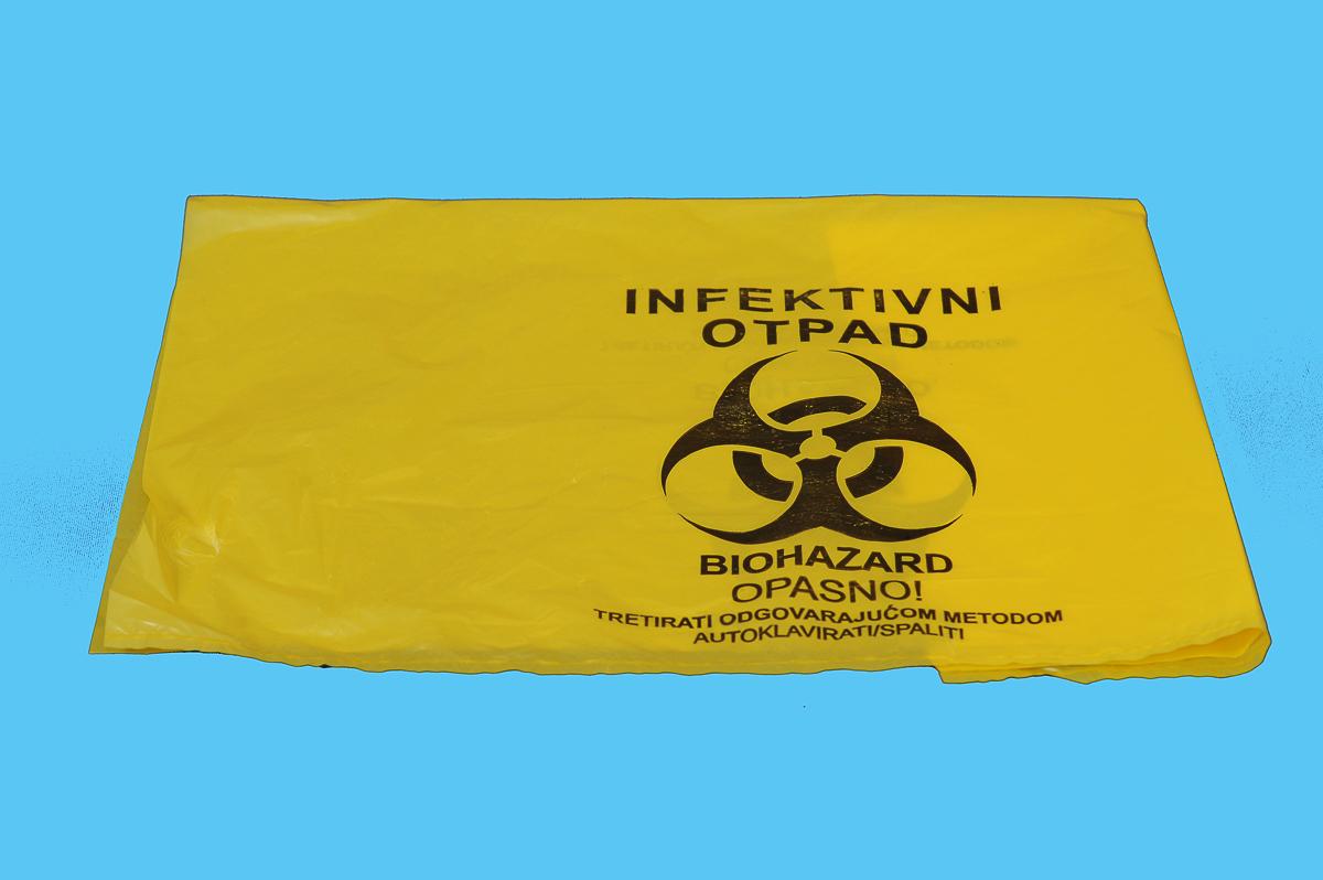 Kese za infektivni otpad