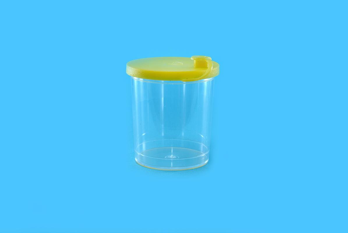 Posuda za urin sa izlivom V=75 ml